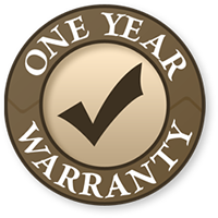 one year warranty for all major appliance repair services in sugarland tx
